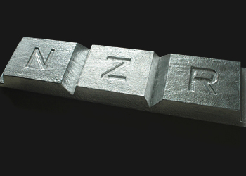 再生亜鉛Recycle Zinc Ingot 10kg塊