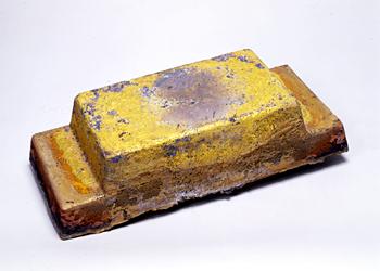 黄銅角丁Bronze Ingot 300kg塊