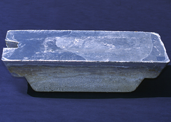 再生亜鉛 Recycle Zinc Ingot 250kg塊