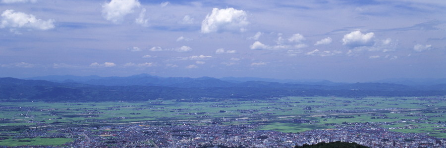 Aizu valley