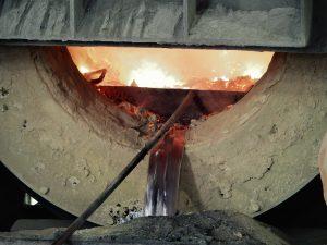 nojiri metals melting process